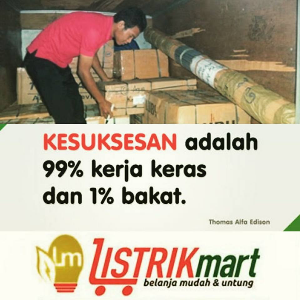 Mitra Stockist Outlet Listrikmart